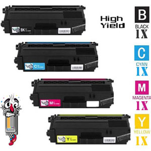 Brother TN339 High Yield Laser Toner Cartridges