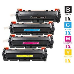 Hewlett Packard HP410X High Yield Laser Toner Cartridges