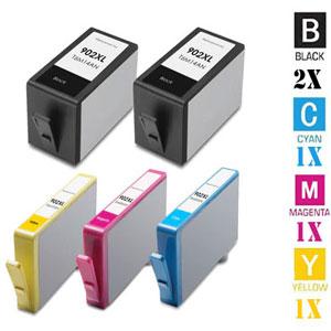 Hewlett Packard HP902XL Inkjet Cartridges